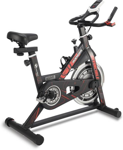 Powermax Fitness MB-145 Ironman Exercise Spin Bike for home use Spinner Exercise Bike