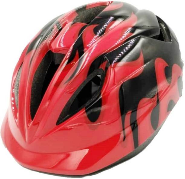 FABSPORTS Safety Helmet for Kids (5-10 years), Bicycle / Bike Helmet, For Cycling / Skating Cycling Helmet