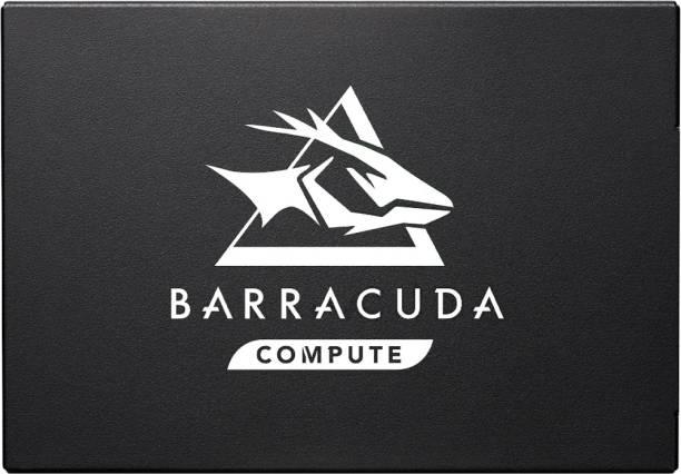 Seagate Barracuda Q1 - 2.5 inch SATA 6 Gb/s for PC Laptop Upgrade 3D QLC NAND 240 GB Laptop Internal Solid State Drive (ZA240CV1A001)