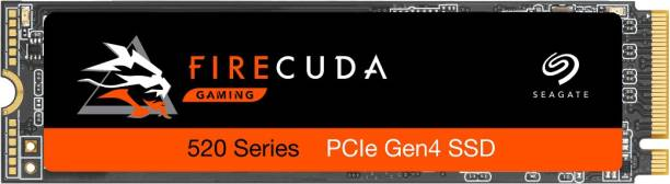 Seagate Firecuda 520 with PCIe Gen4 x4 NVMe 1.3 for Gaming PC Gaming Laptop Desktop 2 TB Laptop Internal Solid State Drive (ZP2000GM3A002)