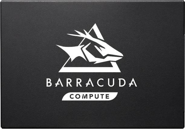 Seagate Barracuda Q1 - 2.5 inch SATA 6 Gb/s for PC Laptop Upgrade 3D QLC NAND 480 GB Laptop Internal Solid State Drive (ZA480CV1A001)