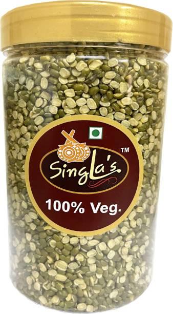 Singla Sweets Green Moong Dal (Split)