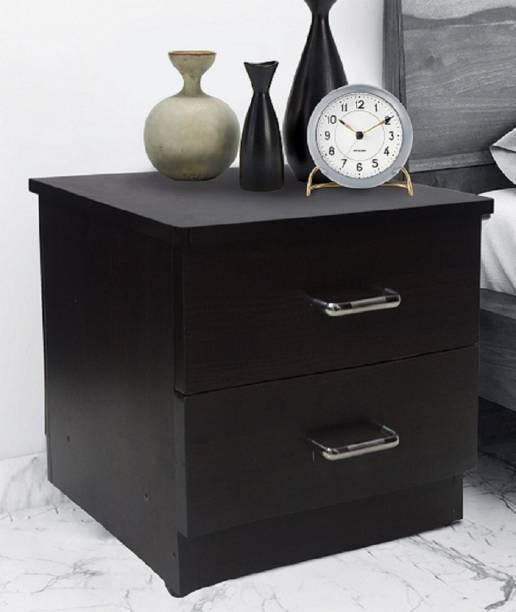 Om Shiv Engineered Wood Side Table