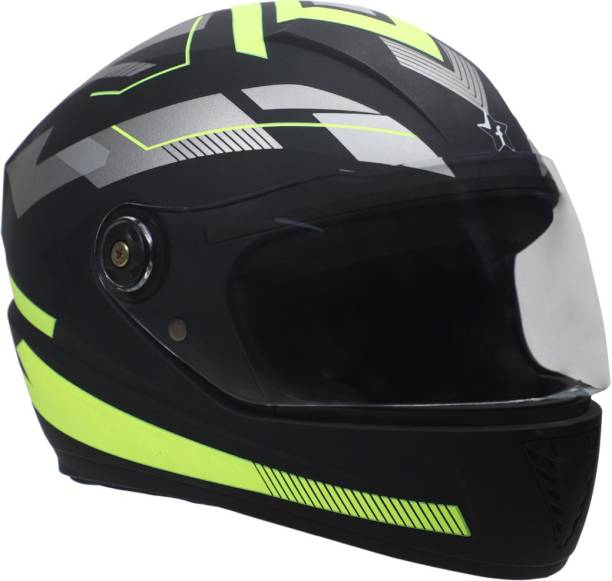Flipkart SmartBuy G-Sports- Matt Motorbike Helmet