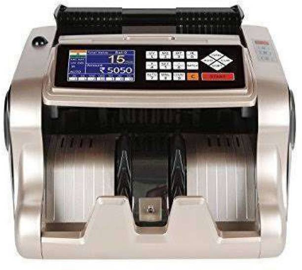 AONE BRAND High Speed Money Counting Machine, with UV, MG, IR Mix Note Value Counting Business-Grade Machine Fully Automatic Cash Counter with Fake Note Detection Note Counting Machine