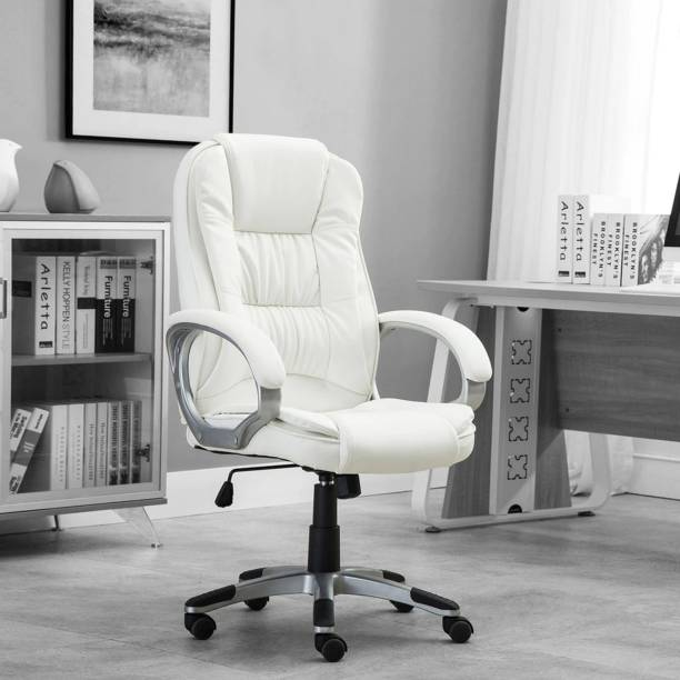 Oakcraft Leatherette Office Executive Chair