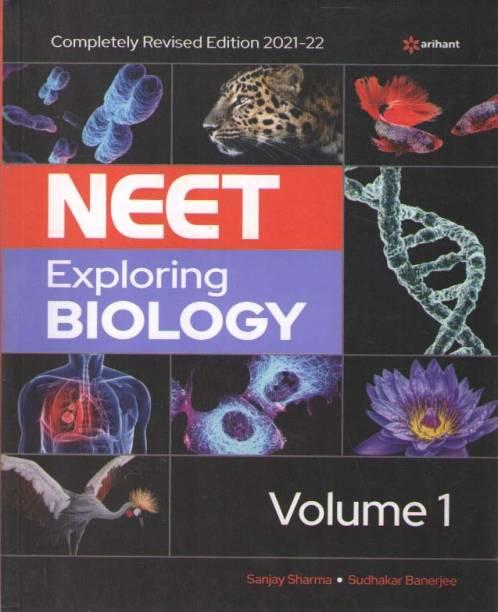 Arihant Neet Exploring Biology Vol-1(Revised Edition 2021-22)