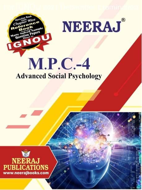 MPC4, Advanced Social Psychology