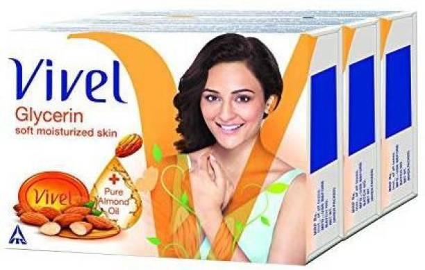 Vivel SOFT Glycerin pack of 6