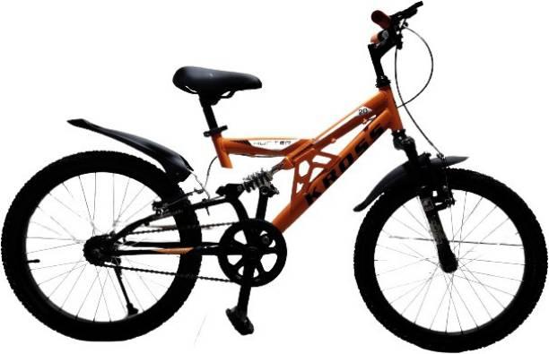 Kross Ranger Hunter 20T Double Shocker Cycle Sports MTB Bike 20 T Girls Cycle/Womens Cycle