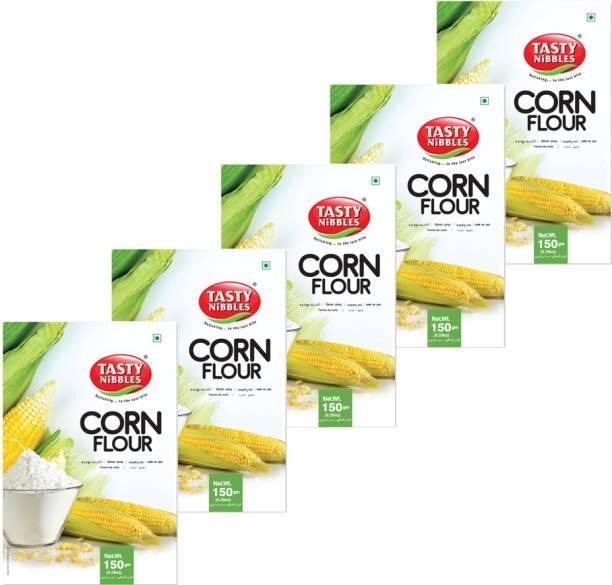 Tasty Nibbles Corn Flour 150G x 5