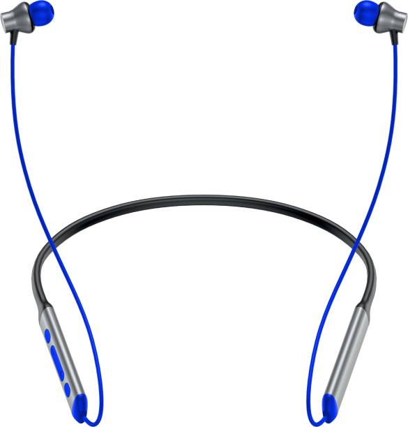 Aroma NB119 Rock - 40 Hours Playtime Bluetooth Neckband with Equalizer Bluetooth Headset