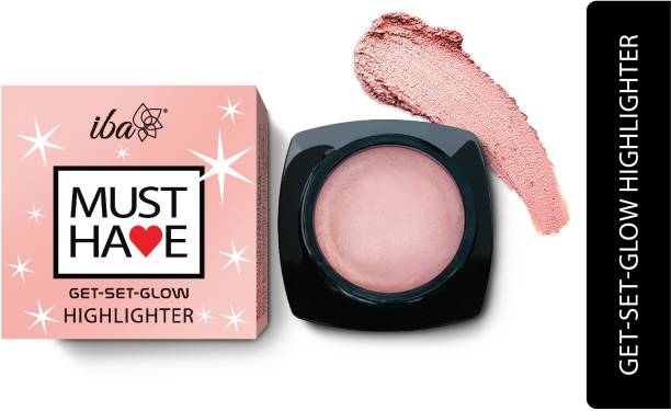 Iba Must Have Get- Set- Glow  Highlighter