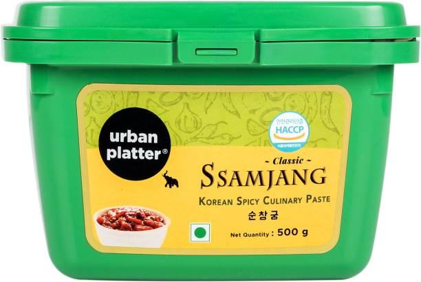 Urban Platter Korean Classic SSamjang Spicy Culinary Paste