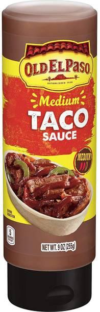Old ELPaso Taco Medium Sauce, 255g Sauce