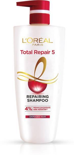L'Oréal Paris Total Repair 5 Repairing Shampoo with Keratin XS