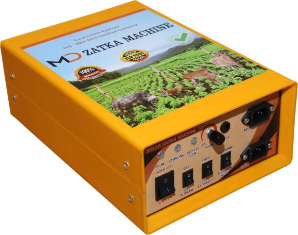 Amtech Controls AC & DC ZATKA MACHINE / SOLAR FENCE ENERGIZER 1 TO 50 ACRE FOR AGRICULTURE SYSTEM MPPT Solar Charge Controller