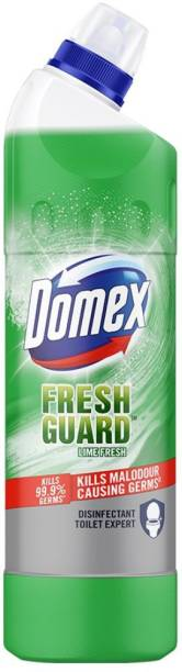Domex Fresh and Clean Lemon Liquid Toilet Cleaner