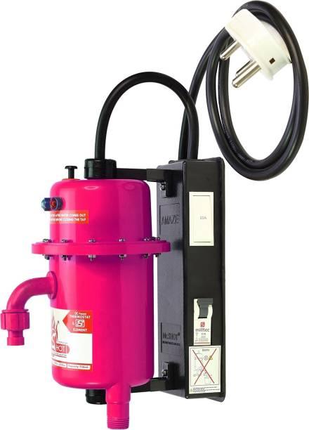 Mr.SHOT 1 L Instant Water Geyser (AMZ-21-PMR, Pink)