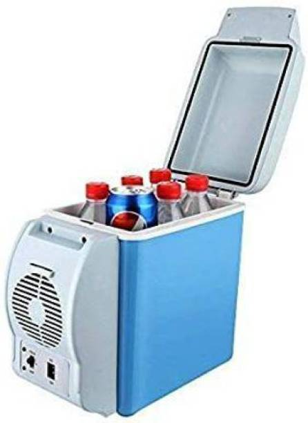 Madan Portable Electric Cooler and Warmer Car Refrigerator Mini Fridge (7 L) Portable Electric Cooler and Warmer Car Refrigerator Mini Fridge (7 L) 7 L Car Refrigerator