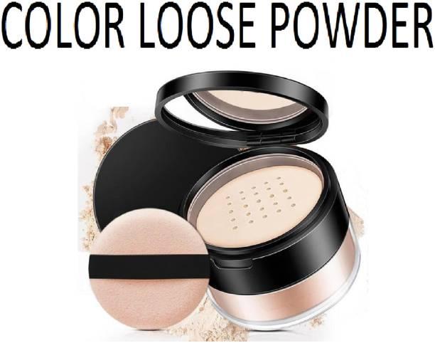 ENYO KEEP COLOR LOOSE POWDER Compact