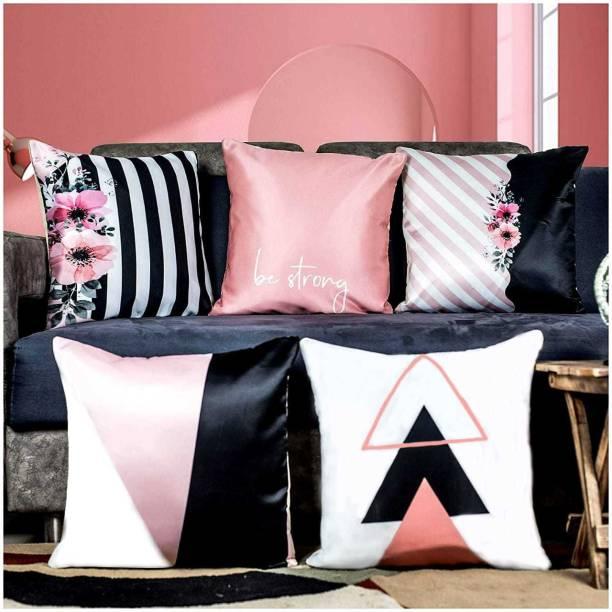 BLUEDOT Self Design Cushions Cover