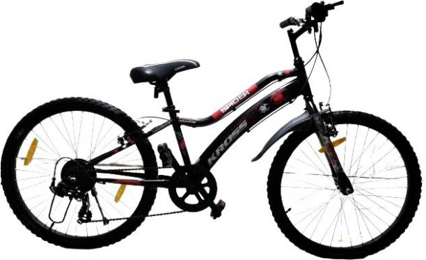 Kross Spider 7Speed Gear Cycle Sports Bicycle Ranger Bike 24 T Girls Cycle/Womens Cycle