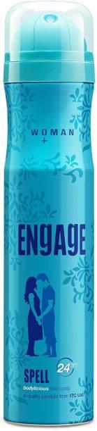 Engage Spell Deodorant Spray  -  For Women