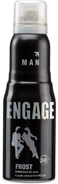Engage Frost Deodorant Spray  -  For Men