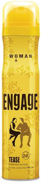Engage Tease Deo Deodorant Spray  -  For Women