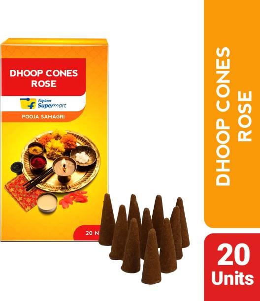 Flipkart Supermart Cones Rose Dhoop