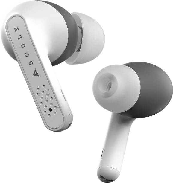 Boult Audio AirBass GearPods with 32H Playtime Bluetooth Headset