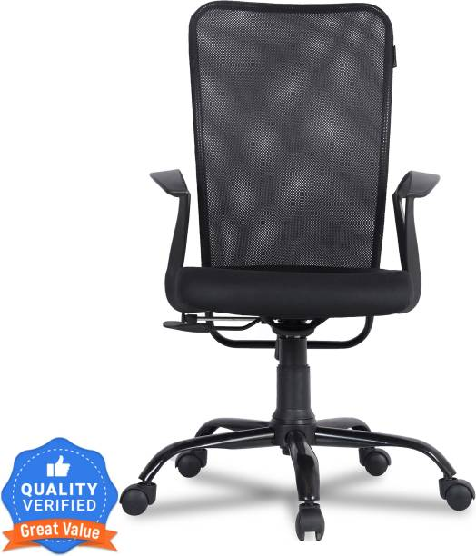 GREEN SOUL Seoul Mid Back Office/Study Chair Mesh Office Executive Chair