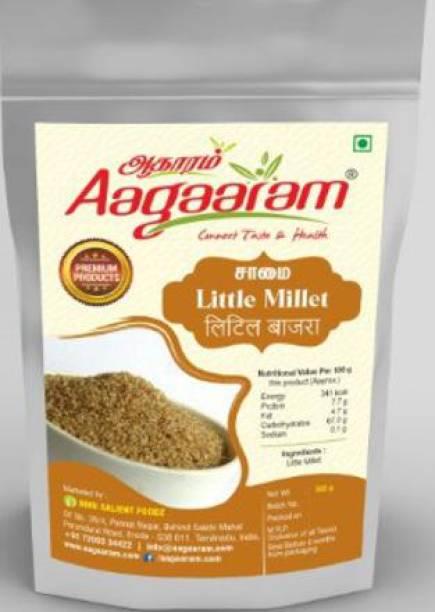 aagaaram little millet Saamai Little Millet