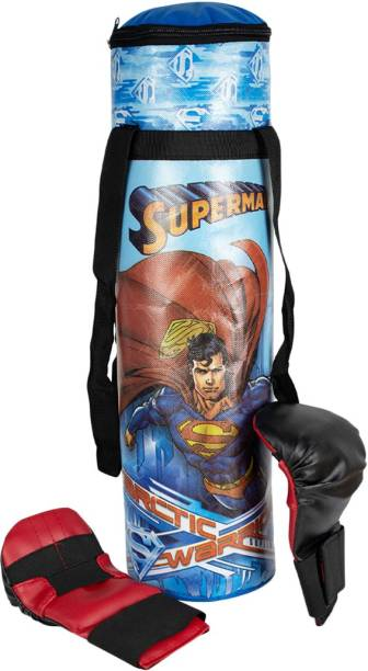 Miss & Chief Superman Licensed Boxing Set for Kids Boxing