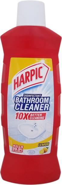 Harpic Disinfectant Bathroom Cleaner Liquid Lemon