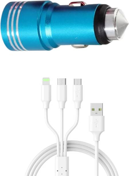 Chias 2.4 Amp Turbo Car Charger