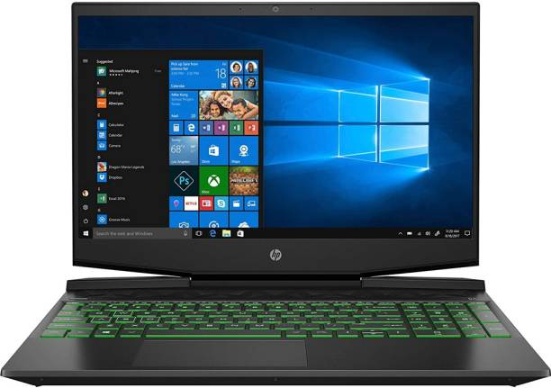 HP Ryzen 3 Hexa Core 4th Gen - (8 GB/512 GB SSD/Windows 10/4 GB Graphics/NVIDIA GeForce GTX 1650) 15-EC2008AX Gaming Laptop