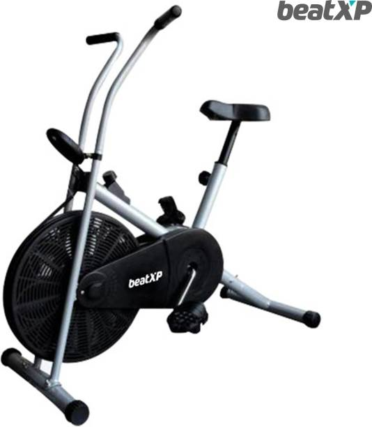 Pristyn care Cardio Weight Loss Gym Workout -Exercise Cycle Air bike Pristyn Upright Stationary Exercise Bike