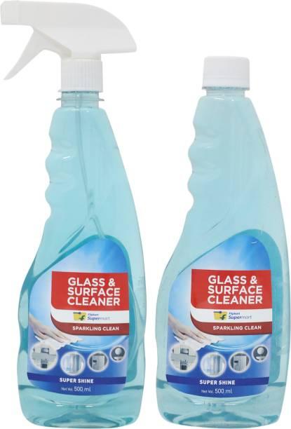 Flipkart Supermart Super Shine Glass and Surface Cleaner