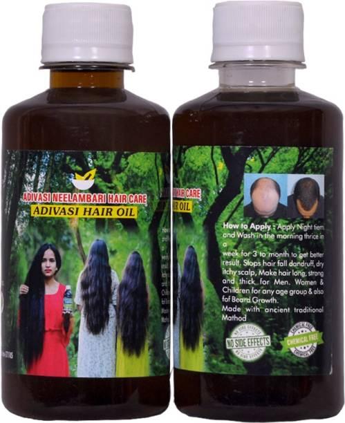 Adivasi Neelambari hair care Hair growth oil Hair Oil