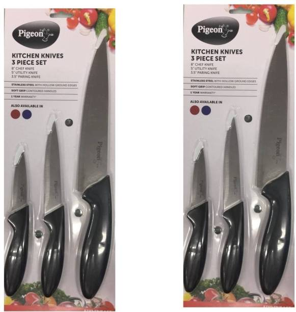 Pigeon Stainless Steel Knife Set