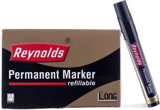 Reynolds Black Permanent Marker