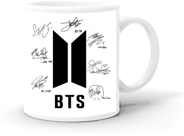 OFF BTS Printed 02 Ceramic Coffee Mug