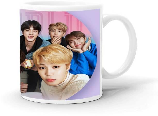 OFF BTS Printed 01 Ceramic Coffee Mug