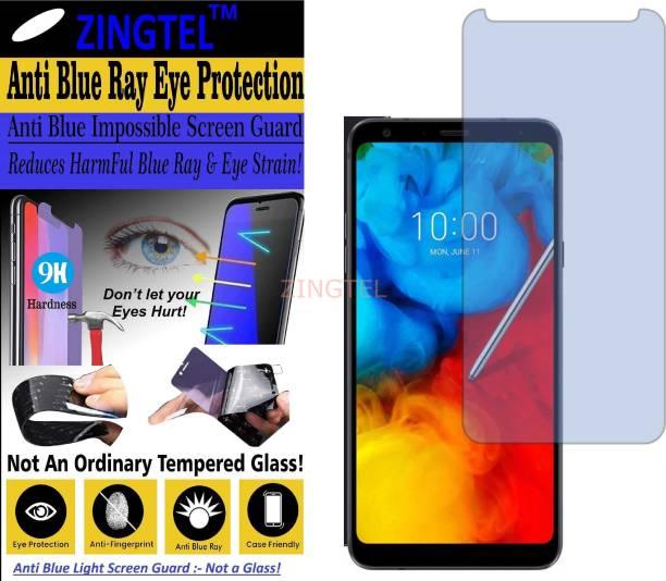 ZINGTEL Impossible Screen Guard for LG Q STYLUS ALPHA (Impossible UV AntiBlue Light)