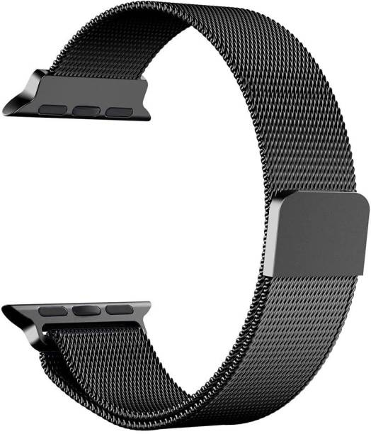 Bynoo Magnet Watch Belt For IWatch All Series 42/44 mm for Series 6 5 4 3 2 1 se-2020 Smart Watch Strap