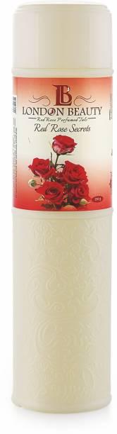 Kingsgate Present's London Beauty Red Roses Secret Imperial Perfumed Talc for Women