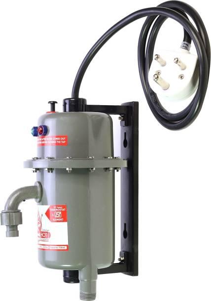 Mr.SHOT 1 L Instant Water Geyser (CLA-21-GRMR1, Dark Grey)
