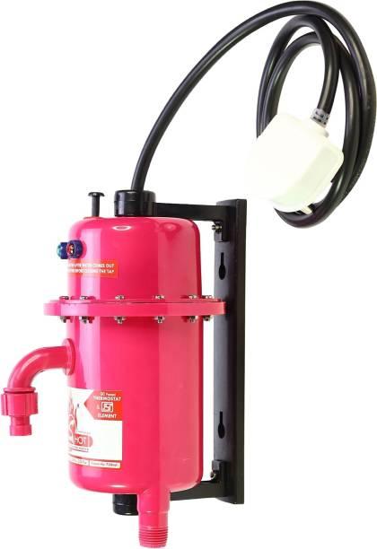 Mr.SHOT 1 L Instant Water Geyser (CLA-21-PMR1, Pink)